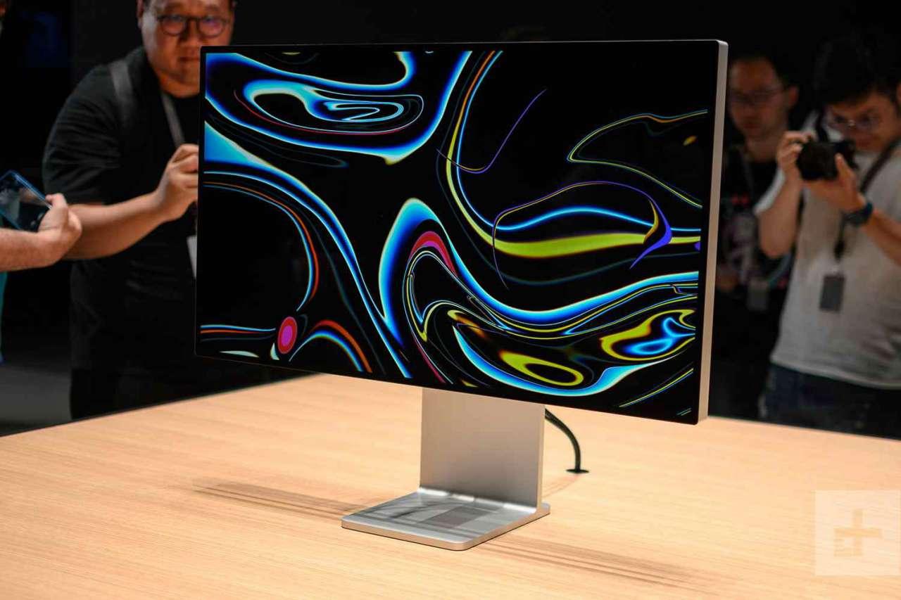 اپل از نمایشگر 32 اینچی Pro Display XDR با وضوح 6K رونمایی کرد