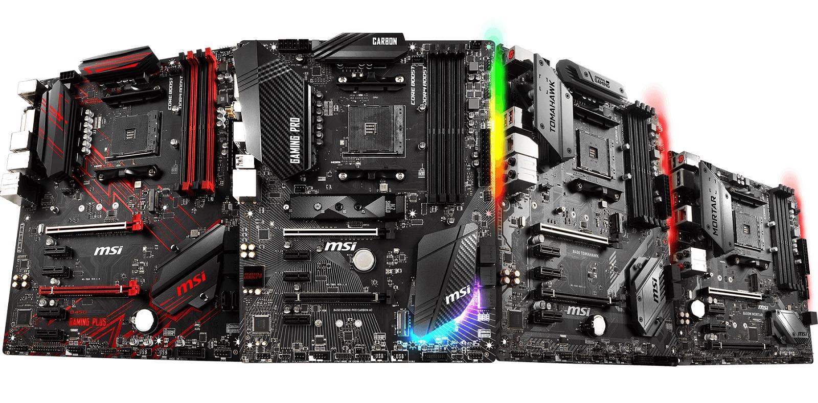 آیا چیپستهای AMD B550 و A520 نیز از PCI-E 4.0 بیبهرهاند؟