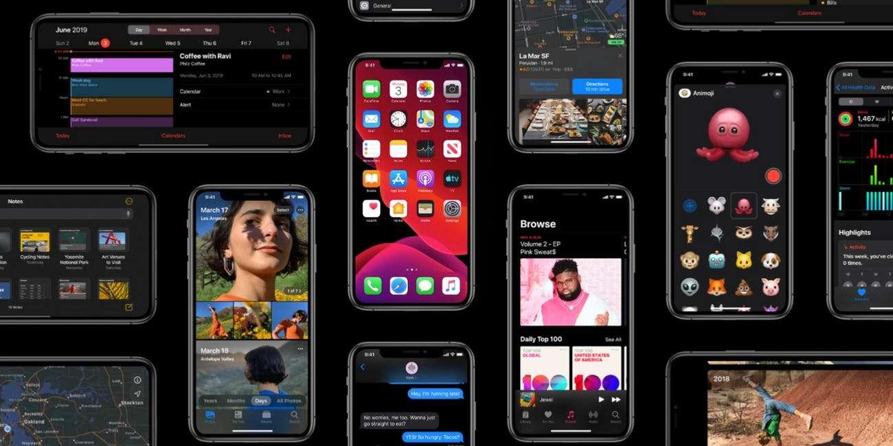 در iOS 13 حذف اپلیکیشنها آسانتر خواهد بود