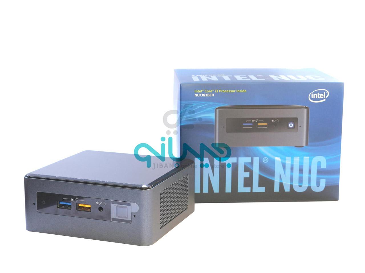 نقد و بررسی کامپیوتر کوچک اینتل NUC8i3BEH