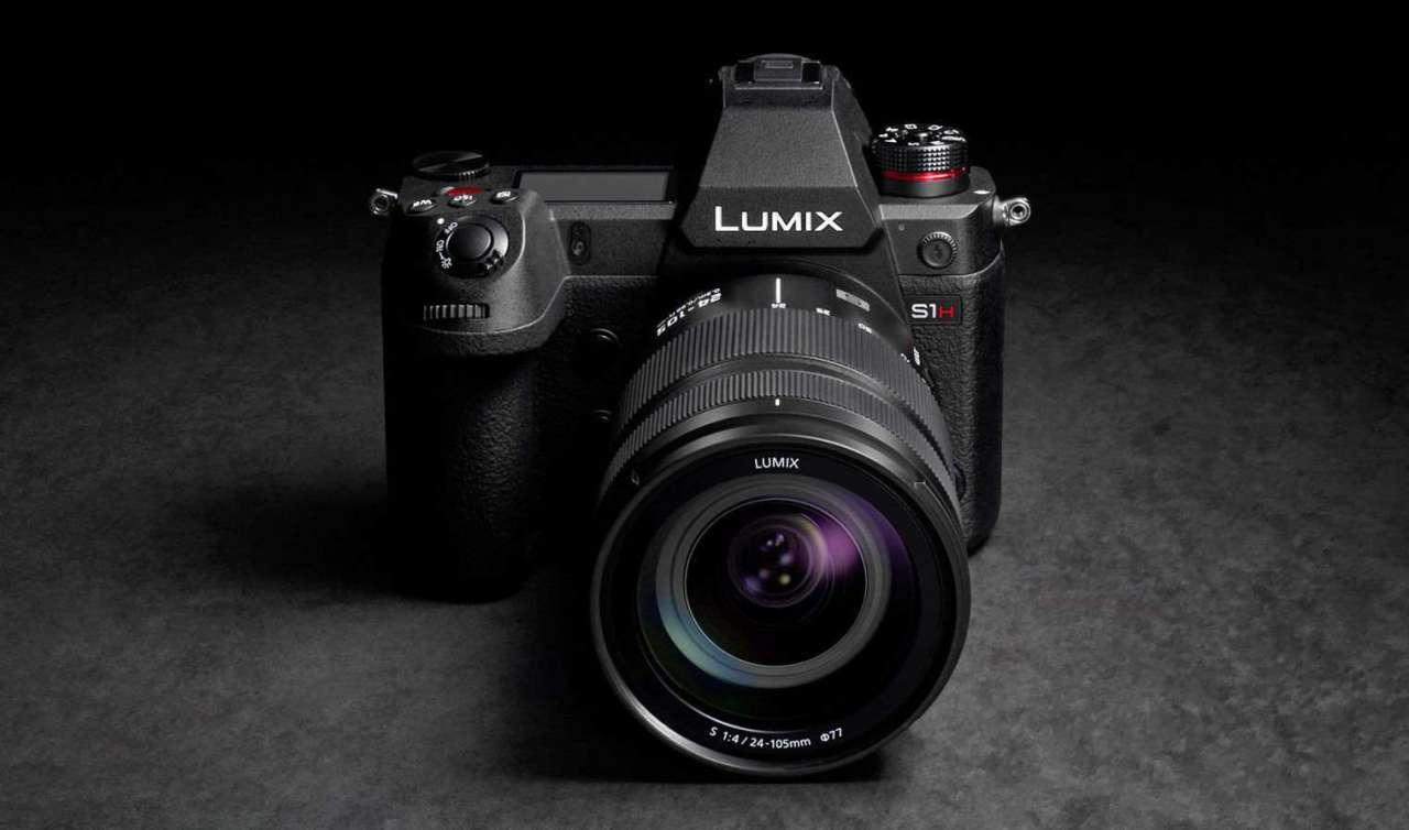 دوربین بدون آینه Lumix S1H پاناسونیک قابلیت فیلمبرداری 6K را ارائه میکند