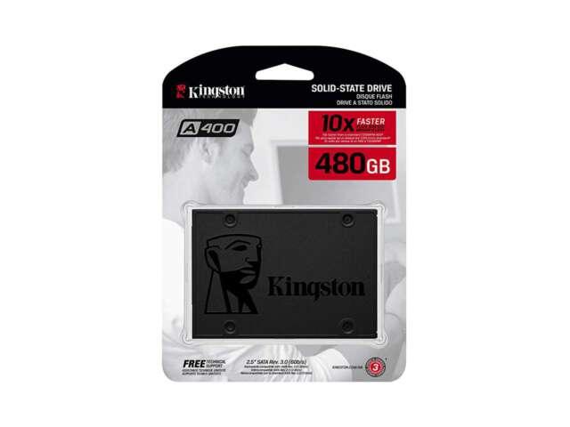 ذخیره ساز اکسترنال کینگستون A400 480GB
