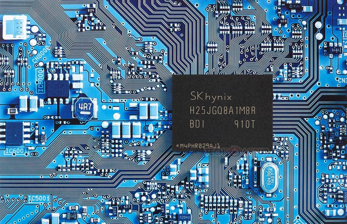 رواج فرآیند تولید تراشههای 96 لایهای 3D NAND تا سال 2020