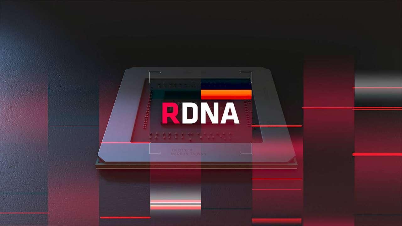 مشخصات پردازشگر گرافیکی Navi 14 با لیتوگرافی 7 نانومتری فاش شد