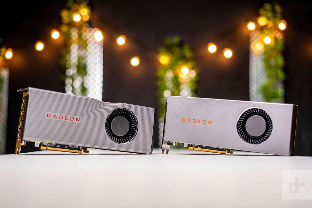 ازراک کارتهای گرافیک پرچمدار سری Radeon RX 5700 را عرضه میکند