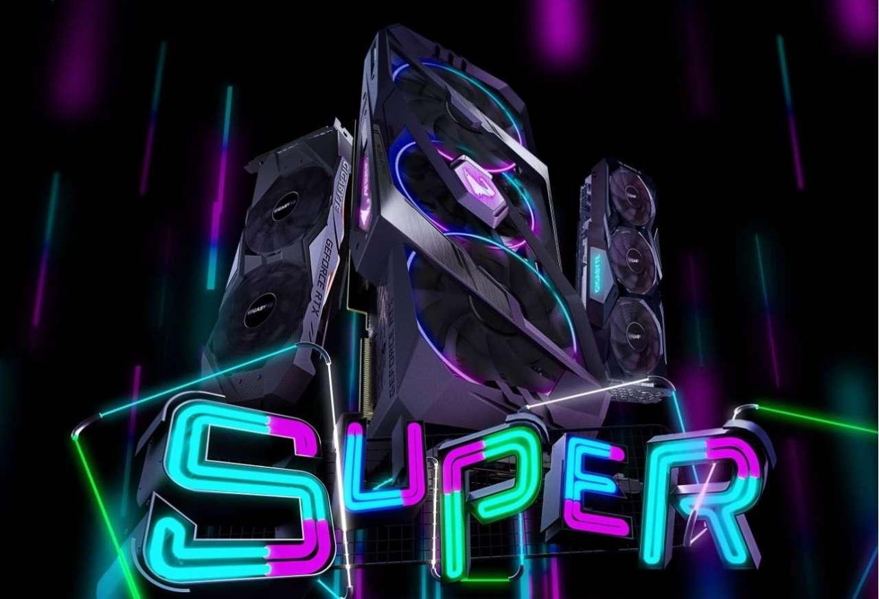 گیگابایت اعضای جدید خانواده GeForce SUPER خود را معرفی کرد