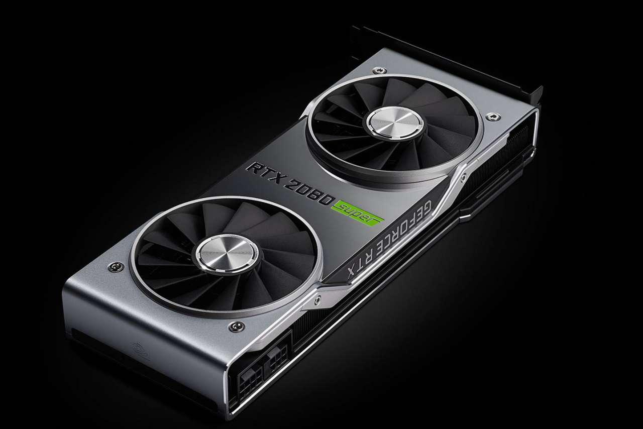 انویدیا کارت گرافیک GeForce RTX 2080 Super را عرضه میکند