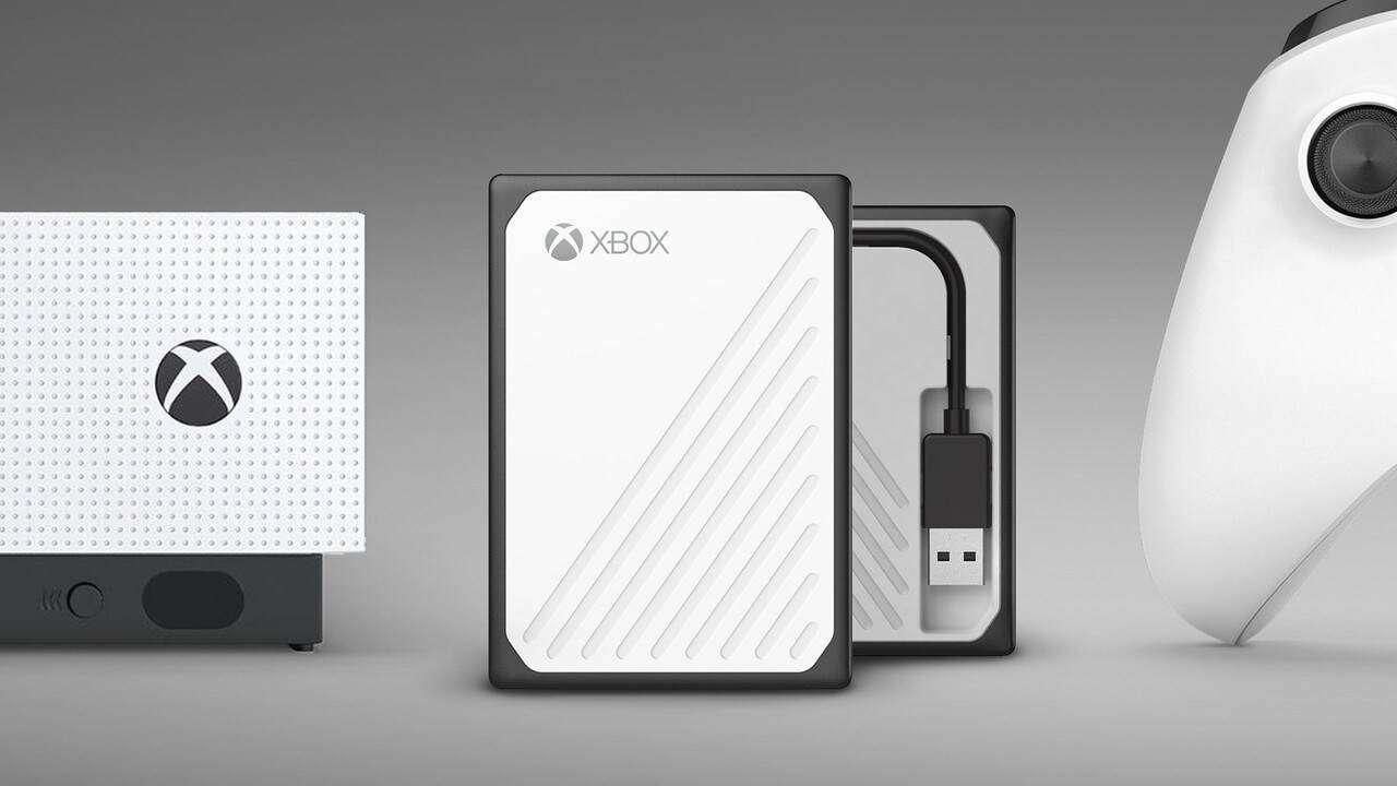 وسترن دیجیتال SSD یک ترابایتی مخصوص کنسول Xbox One را عرضه میکند
