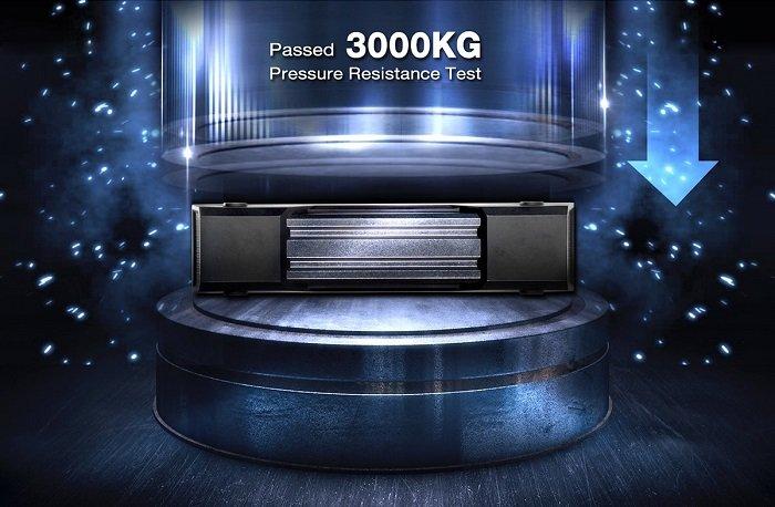 هارد دیسک اکسترنال ای دیتا HD830 5TB