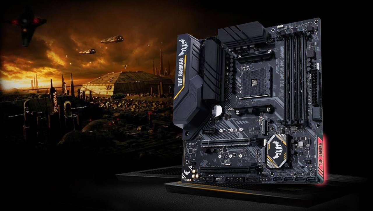 ایسوس پشتیبانی از PCIe 4.0 را برای مادربردهای X470 و B450 خود ارائه میدهد