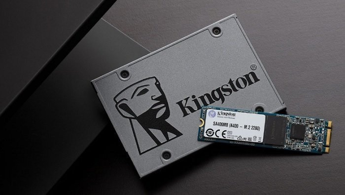 اساسدی کینگستون A400 120GB