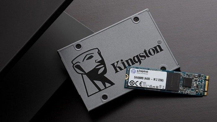 اساسدی کینگستون A400 480GB