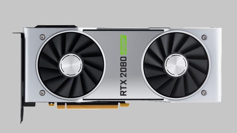 حافظه GeForce RTX 2080 Super ده درصد سریعتر از نسخه معمولی