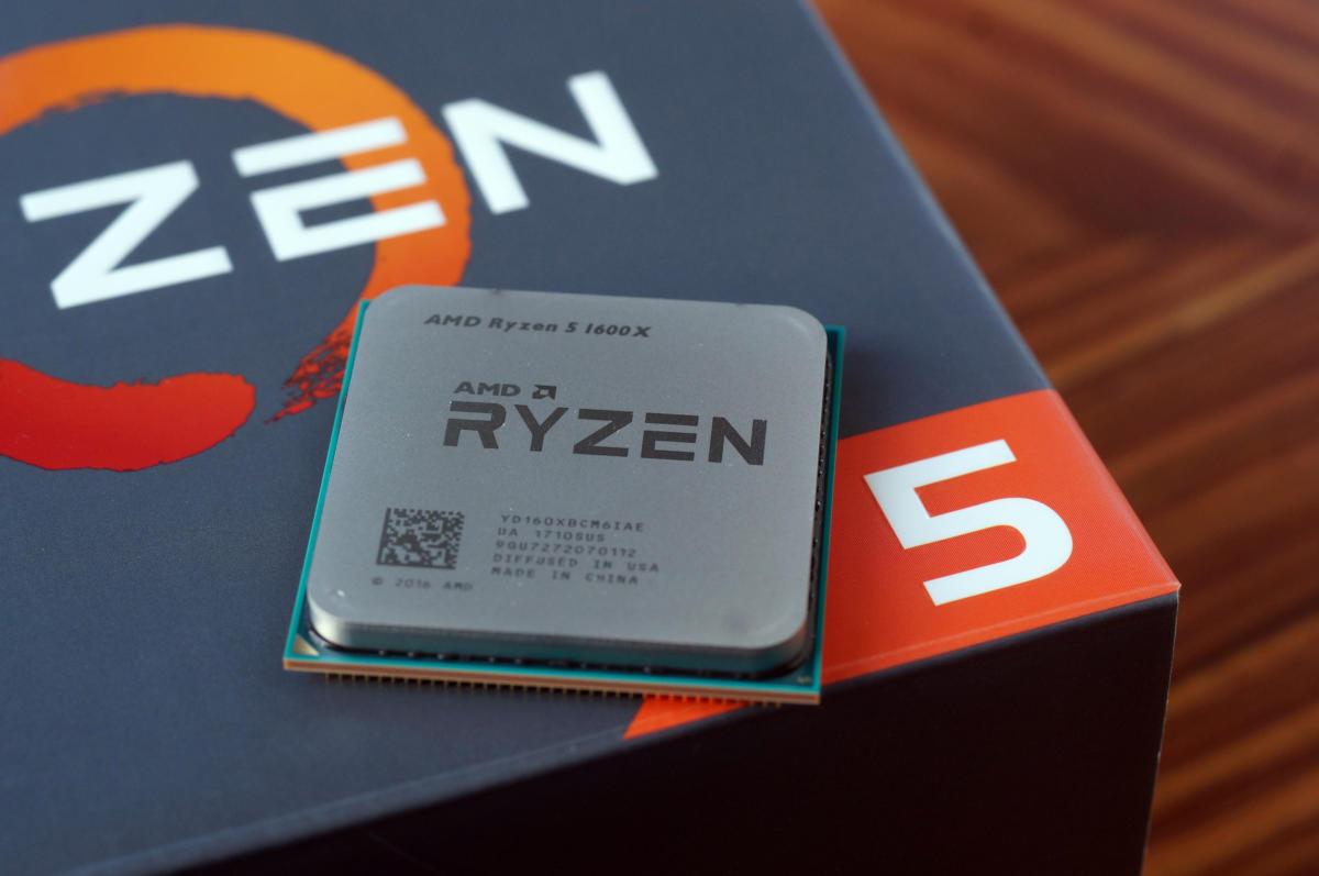 سهم بالاتر پردازندههای Ryzen نسبت به Core اینتل در منطقه آسیا و اقیانوسیه
