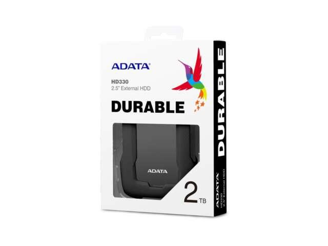 ذخیره ساز اکسترنال ای دیتا HD330 2TB AHD330-2TU31