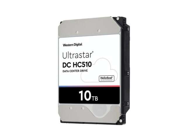 هارد دیسک اینترنال وسترن دیجیتال Ultrastar ENTERPRISE-CLASS DC HC510 10TB 0F27606