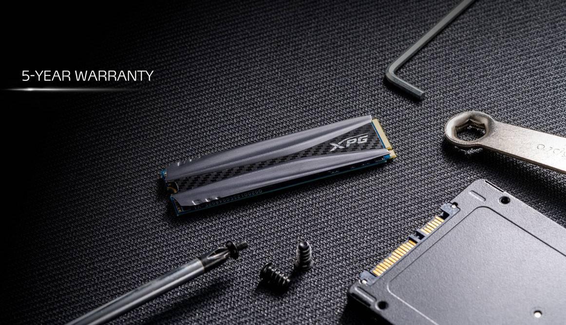 ADATA اساسدی ردهبالای XPG GAMMIX S50 را عرضه کرد