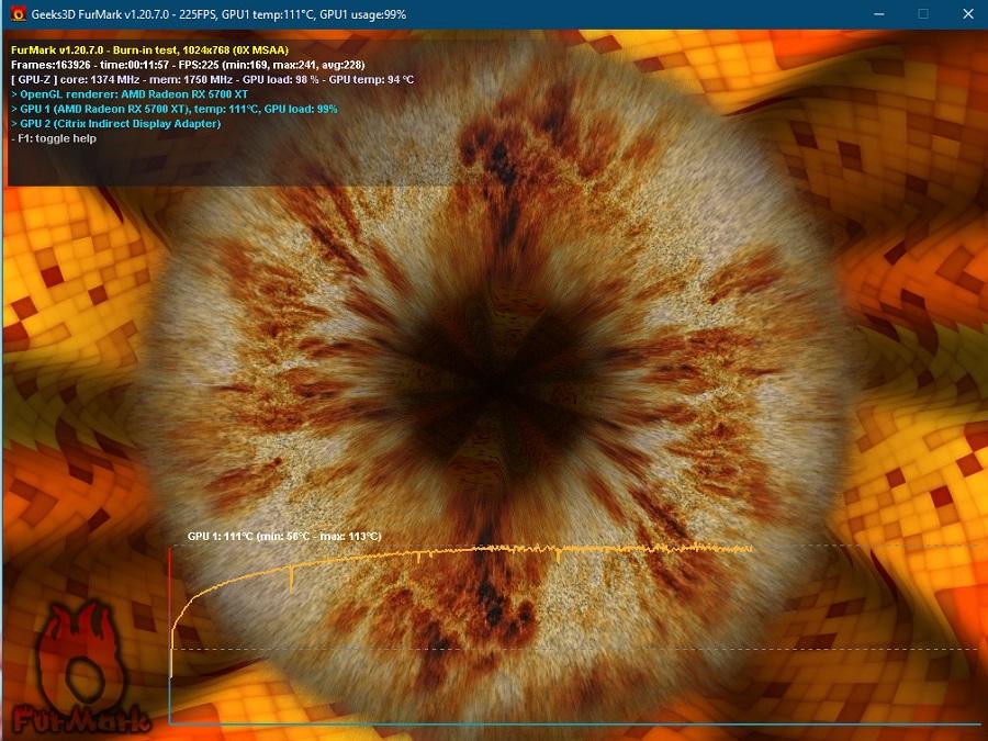 توضیحات کمپانی AMD در خصوص حرارت بالای کارتهای گرافیک سری RX 5700
