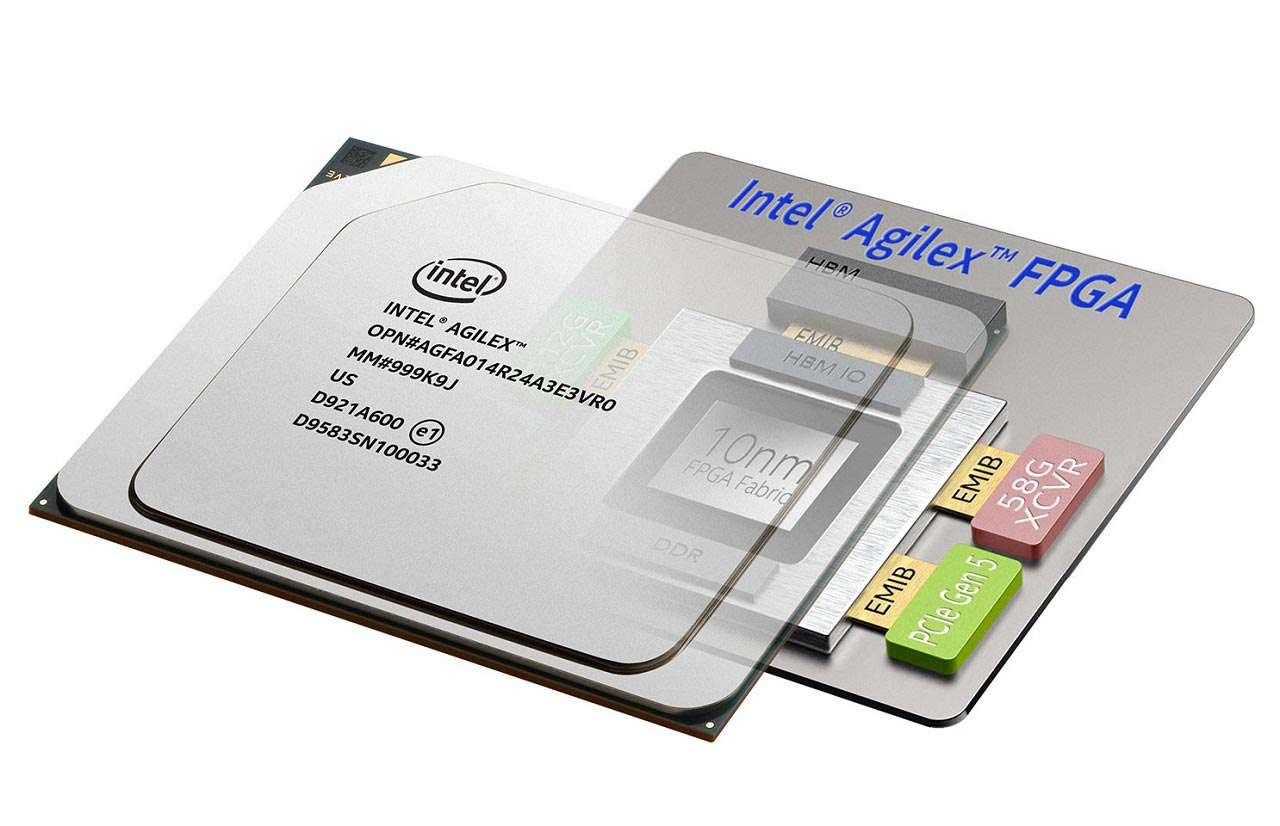 فرآیند ارسال پردازشگر Agilex FPGA کمپانی اینتل به مشتریان آغاز شد
