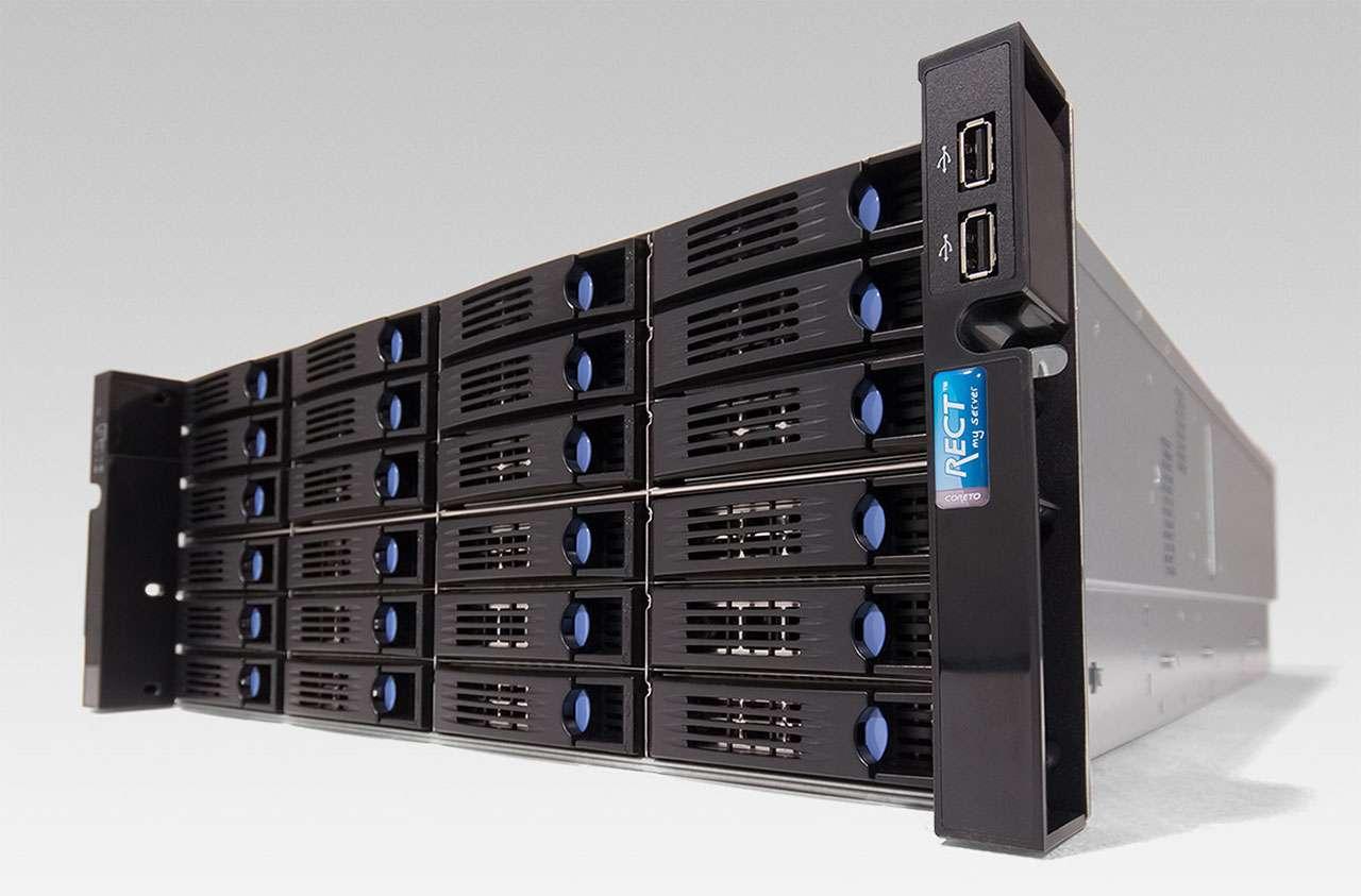 انتخاب ذخیرهساز تحت شبکه (NAS Storage)