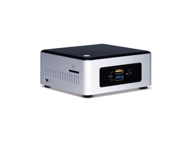 کامپیوتر کوچک اینتل NUC5PPYH intel Pentium - 8GB - 120GB