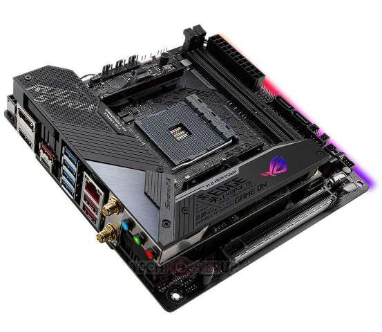 مادربرد ROG X570-I Gaming ایسوس روانه بازار شد