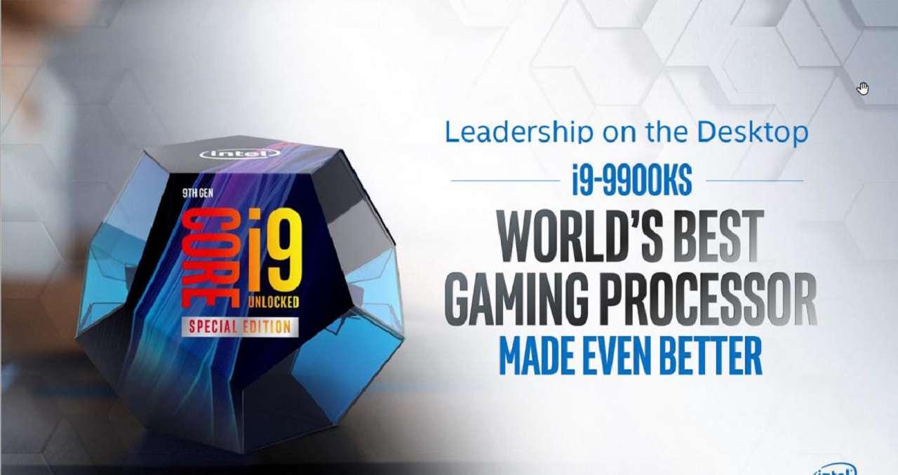 پردازنده Core i9-9900KS در ماه اکتبر عرضه میشود