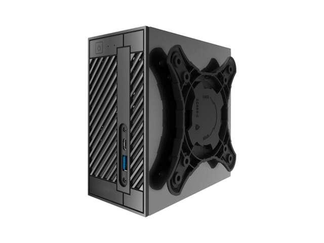 کامپیوتر کوچک ازراک DeskMini 310 Intel Core i7 - 32 GB - 120 GB SSD + 2 TB - WiFi