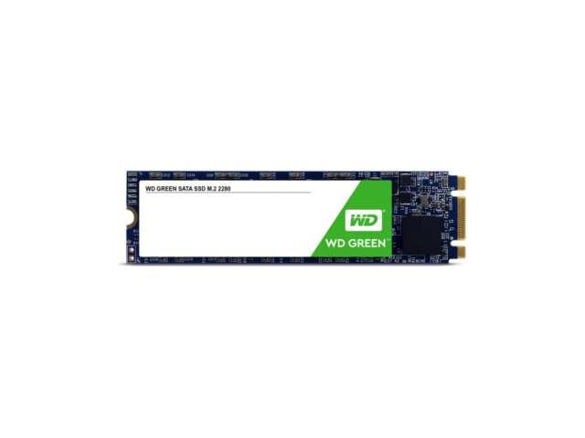 اساسدی وسترن دیجیتال GREEN 480GB M.2 SATA SSD WDS480G2G0B