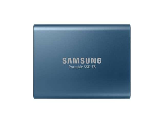 ذخیره ساز اکسترنال سامسونگ T5 SSD 500GB MU-PA500B