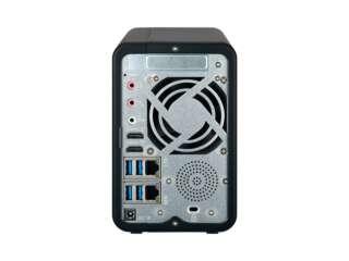 ذخیره ساز تحت شبکه کیونپ TS-253Be - 2GB