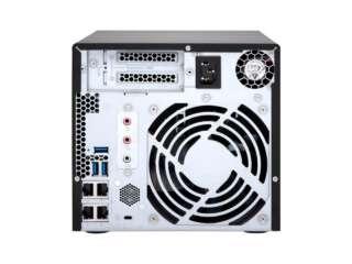 ذخیره ساز تحت شبکه کیونپ TS-473 - 4GB