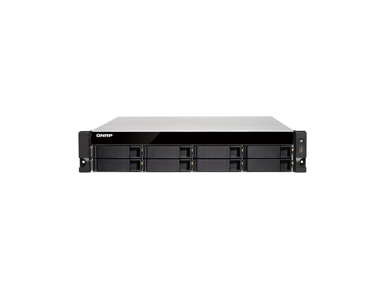 ذخیره ساز تحت شبکه کیونپ TS-832X – 2GB |