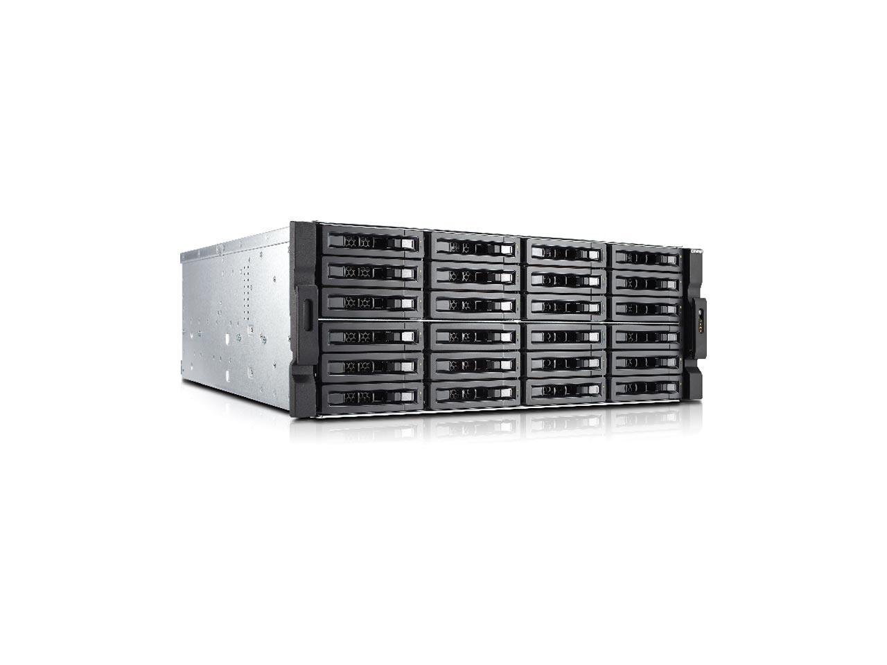 ذخیره ساز تحت شبکه کیونپ TS-EC2480U-E3-R2 – 4GB |