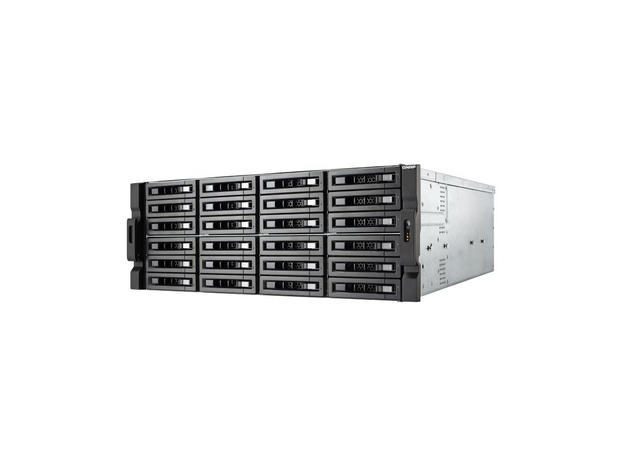 ذخیره ساز تحت شبکه کیونپ TVS-2472XU-RP – i5 – 8GB |