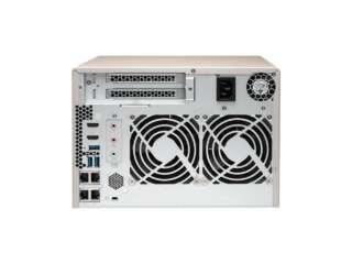 ذخیره ساز تحت شبکه کیونپ TVS-673e - 4GB