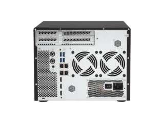 ذخیره ساز تحت شبکه کیونپ TVS-882 - i3 - 8GB