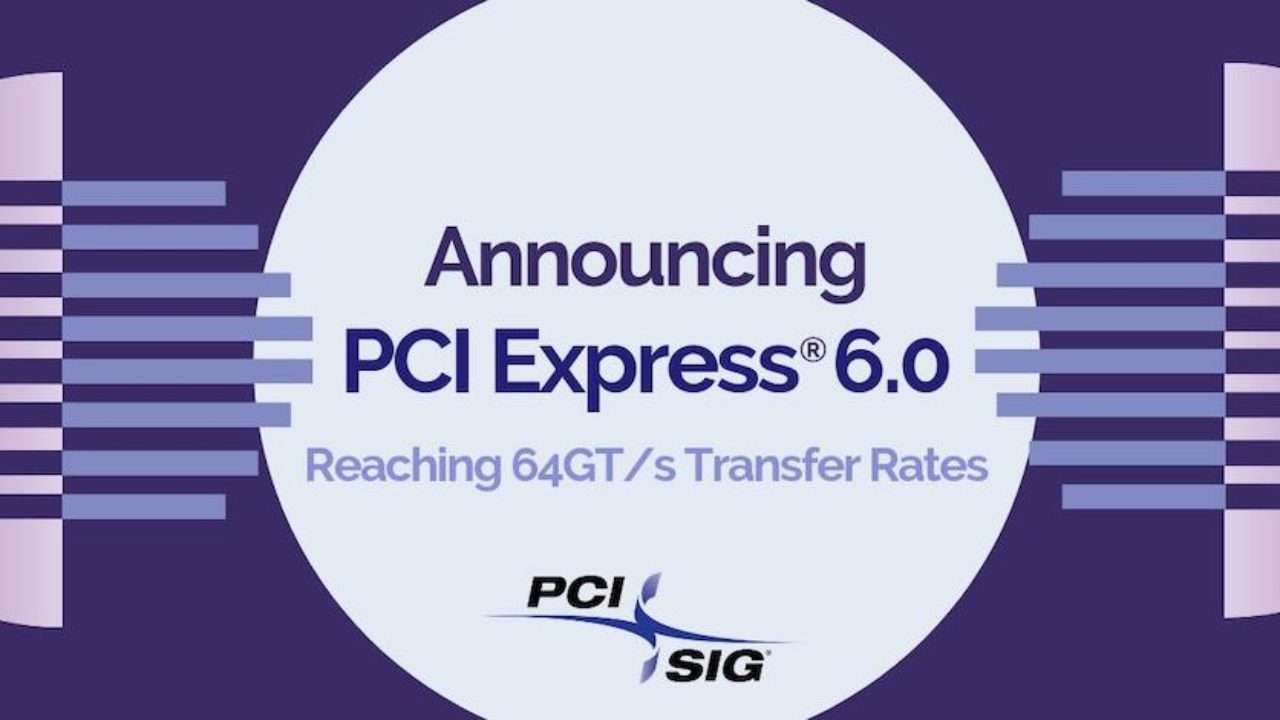 استاندارد PCIe 6.0 در سال 2021 میلادی عرضه میشود