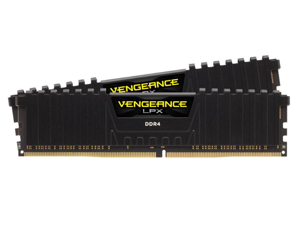 کورسیر رمهای جدید سری Vengeance را معرفی کرد؛ سرعت 5000 مگاهرتز
