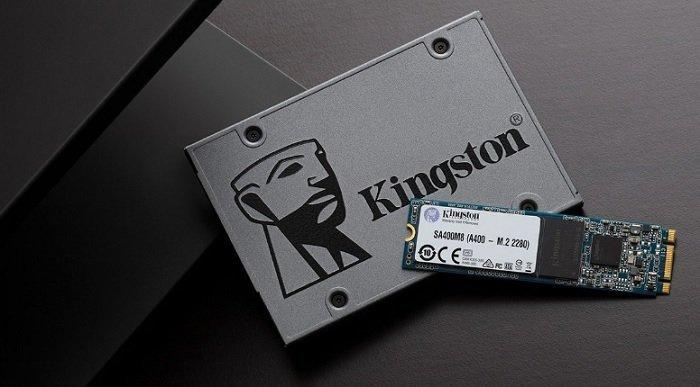 اساسدی کینگستون A400 120GB M.2 SATA SSD SA400M8/120G