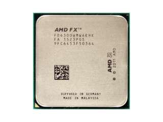 پردازنده ای ام دی FX-6300