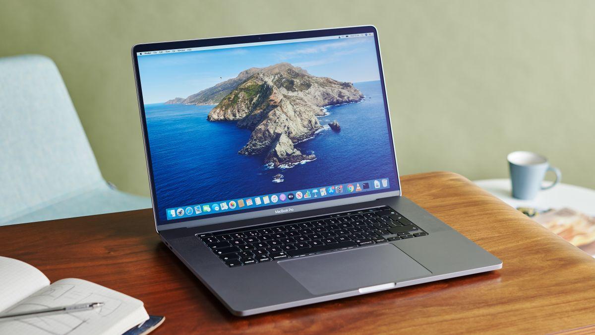 پشتیبانی نسخه جدید لپتاپ MacBook Pro اپل از پردازشگر گرافیکی مجزای Radeon Pro 5000M