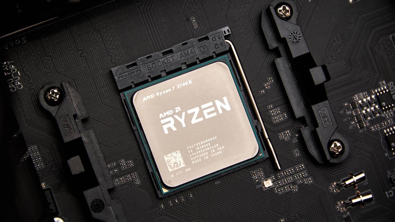 عرضه تراشههای Zen 4 با لیتوگرافی 5 نانومتری در سال 2021