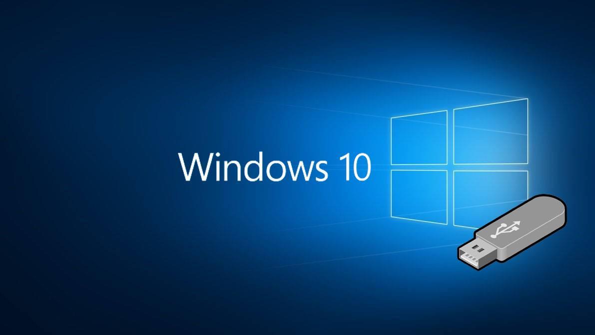 آموزش نصب ویندوز 10 با فلش مموری و دیویدی