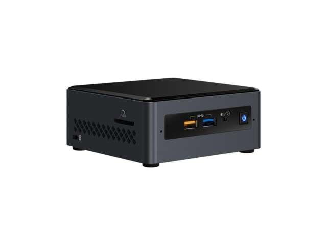 کامپیوتر کوچک اینتل NUC7CJYH Intel Celeron - 4G - 1TB