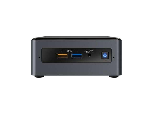 کامپیوتر کوچک اینتل NUC7CJYH Intel Celeron - 8G - 120GB SSD