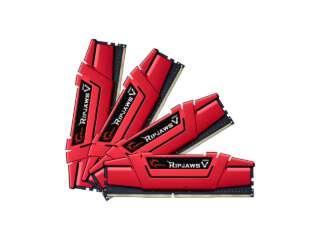 رم دسکتاپ DDR4 چهار کاناله 3200 مگاهرتز CL15 جیاسکیل مدل Ripjaws V ظرفیت 64 گیگابایت (4x16GB)