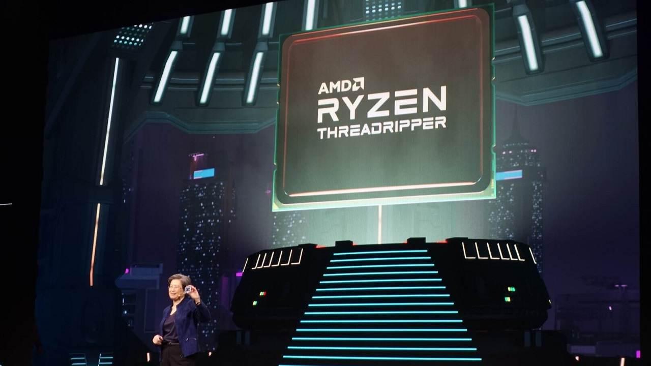 قیمت و زمان عرضه پردازنده Ryzen Threadripper 3990X مشخص شد