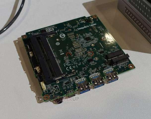 CES 2020: مینی کامپیوترهای جدید ECS رونمایی شدند