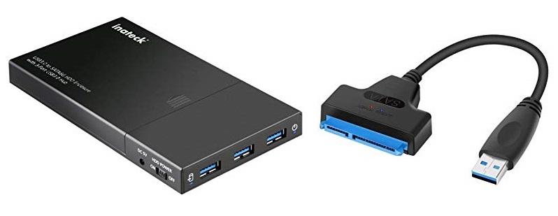 آموزش ساخت یک SSD اکسترنال سریع و ارزان